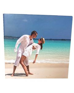 Album foto softcover - patrat 20x20 10 file (30-40 poze)
