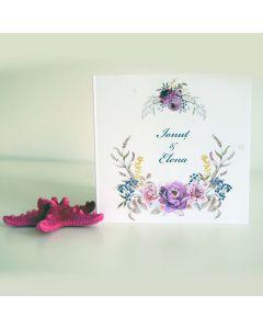 Invitatii nunta luxury